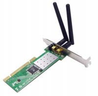 300Mbps 11n Wireless PCI Adapter VWN301P